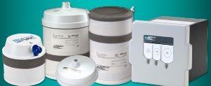 Grand varieté de filtres pour l'aspiration et évacuation de fumée chirurgicale.
