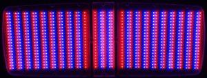 Panel LED pliable avec 1260 LED