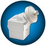 VSEY1-4 inclus un filtre principal et 4 prefiltres