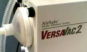 Stackhouse VersaVac2 Aspirateur de fumée chirurgicale