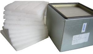 Filtre aspirateur épilation TBH