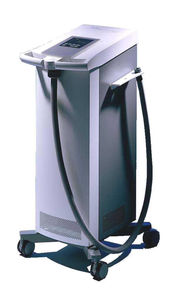 Cryo 5 Première génération du refroidisseur à air pulsé