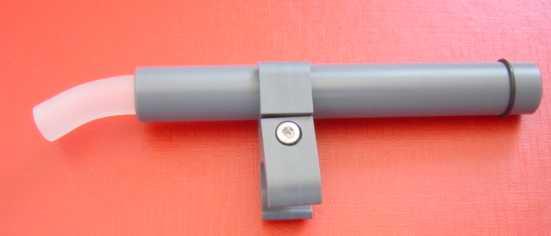 Adaptateur laser - clip